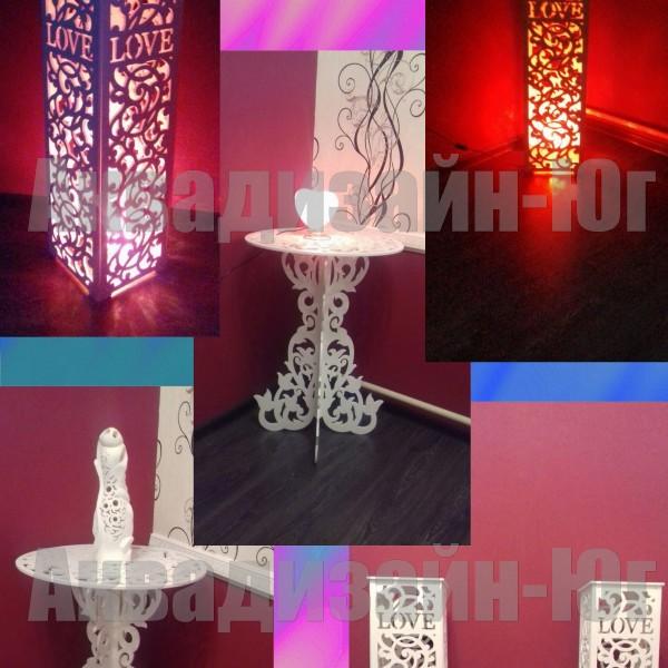 svadebnye kolonny